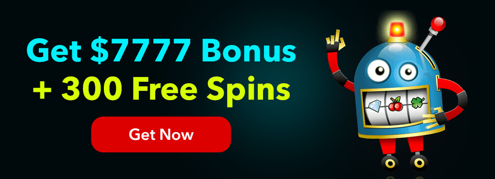 Get $7777 Bonus and Free Spins