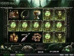 Voodoo Magic Slots