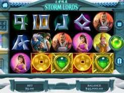 Storm Lords Slots
